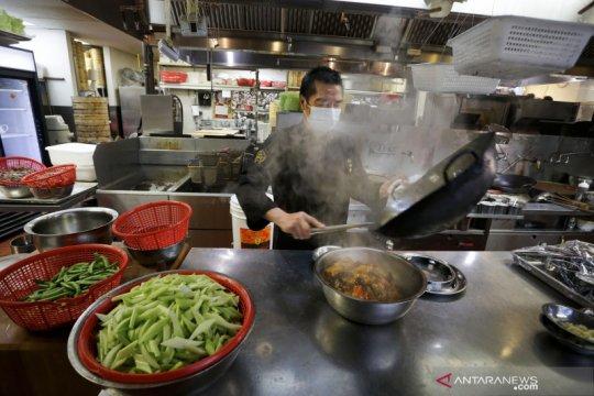 Restoran China di Vancouver bagikan makanan gratis