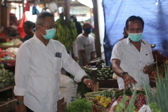 Polda Papua cek harga sembako di Kota Jayapura