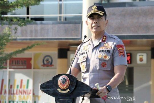 Polda siapkan penerapan PSBB di Bogor dan sekitarnya