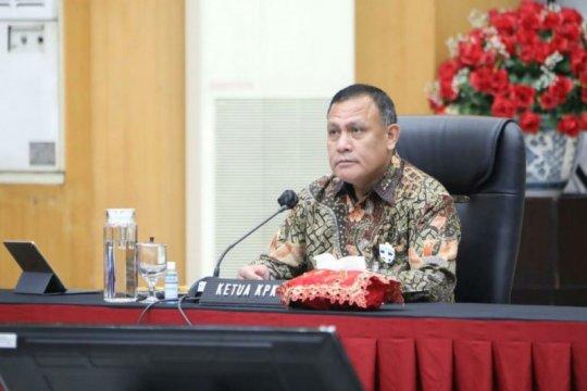 KPK petakan empat titik rawan korupsi penanganan COVID-19