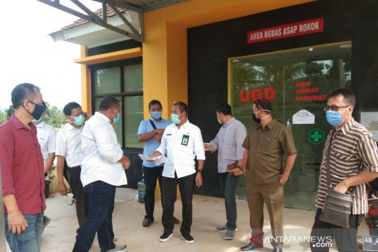 DPRD Bantul pastikan kesiapan operasional rumah sakit darurat COVID-19
