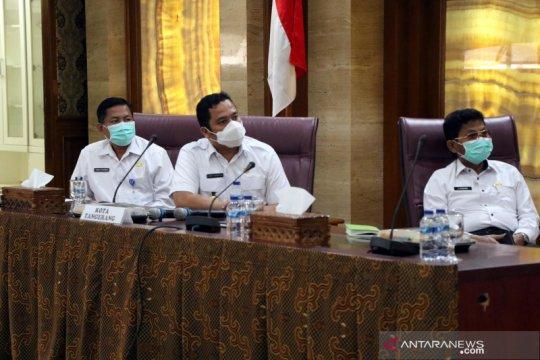 PSBB di Jakarta berdampak penurunan arus transportasi Kota Tangerang