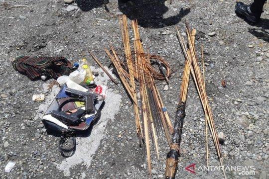 Polres Mimika periksa kondisi kejiwaan orang yang panah warga