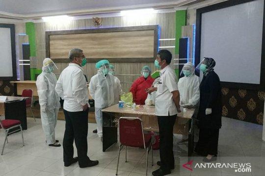 Dua pasien positif dan 7 PDP di Kalbar dinyatakan negatif COVID-19