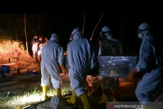Dua PDP COVID-19 di Belitung meninggal