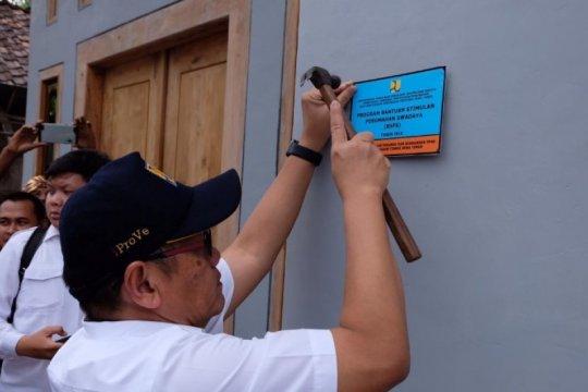 PUPR pastikan program bantuan stimulan perumahan swadaya tetap jalan