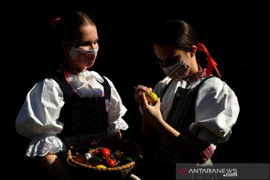 Slovakia perketat penguncian pada Malam Tahun Baru