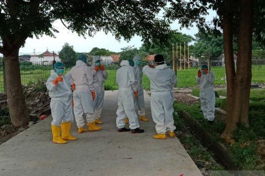 Pemkot Tangerang siapkan lokasi khusus pemakaman jenazah COVID-19