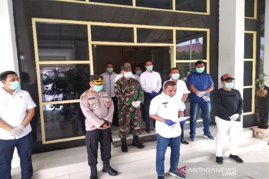 Satu PDP COVID-19 asal Tapteng meninggal dunia di RSU Pirngadi Medan