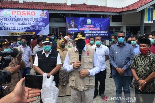 Gubernur imbau perantau Aceh tak mudik cegah COVID-19