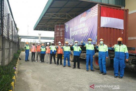 Geliatkan ekonomi, Indonesia ekspor baja ke Amerika