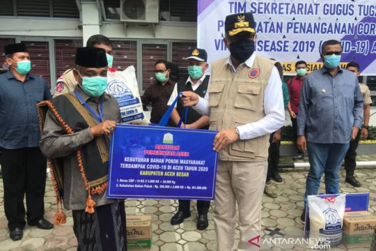 61,5 ribu OMB di Aceh dapat bantuan social safety net