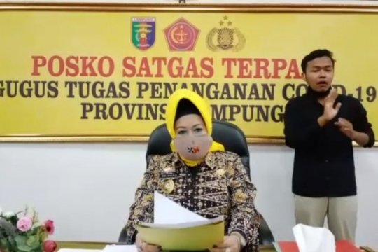 Dinkes: Pasien COVID-19 nomor 13 di Lampung meninggal dunia