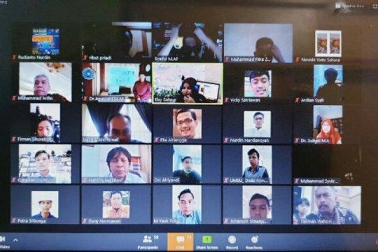 UMSU-UniMAP diskusi online penghematan listrik di masa COVID-19
