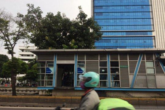 Sejumlah fasilitas umum di Jakarta mulai sepi jelang PSBB