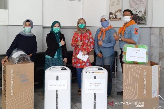 Wanadri donasikan alat medis ke RSHS Bandung guna bantu atasi COVID-19