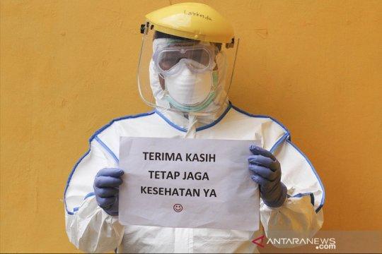 Pesan petugas medis untuk masyarakat Indonesia