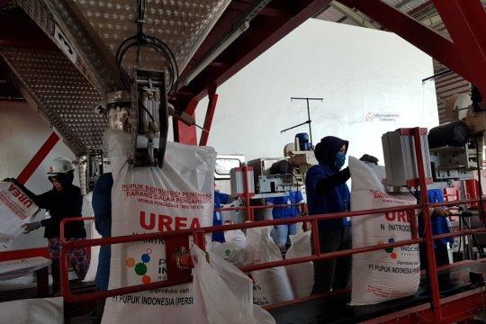 Pupuk Indonesia jamin PSBB tidak ganggu distribusi pupuk ke petani