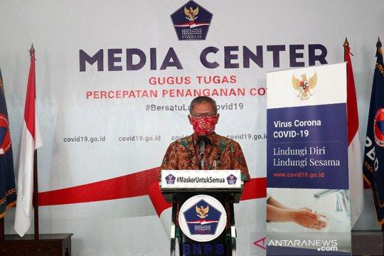 Total positif COVID-19 di Indonesia 3.293 kasus dan 252 pasien sembuh