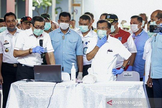 PMI gandeng TNI perangi COVID-19