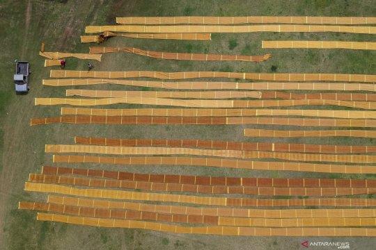 Produksi batik menurun akibat COVID-19