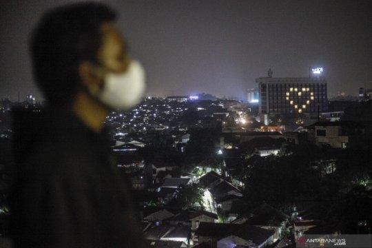 Simbol empati COVID-19 di Bogor