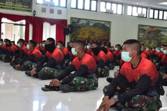 1.200 taruna Akpol-Akademi TNI Latsitarda Nusantara di Sumatera Utara