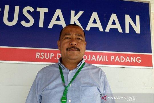 RSUP M Djamil nyatakan pasien positif asal Bukittinggi meninggal dunia