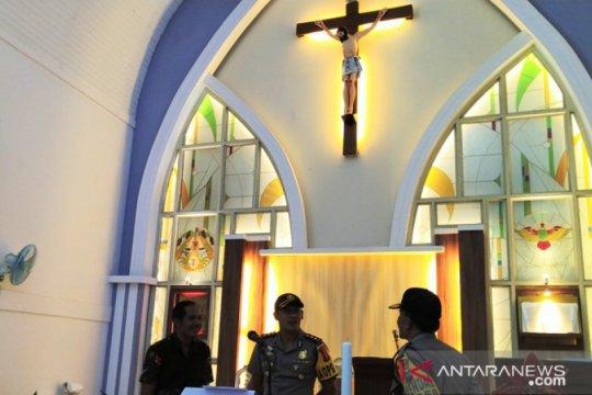 Polres Payakumbuh pastikan tidak ada perayaan Paskah di gereja