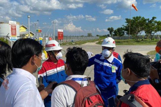 Pertamina investigasi penyebab kebakaran CPP Gundih