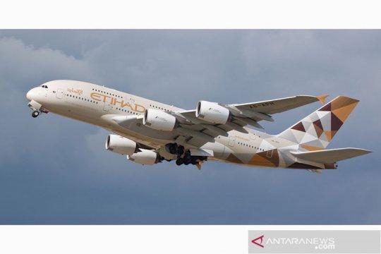 Etihad Airways berencana tambah rute baru di tengah pandemi COVID-19