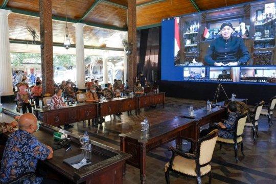 Semen Indonesia prakarsai pendirian perusahaan dengan BUMDes Rembang