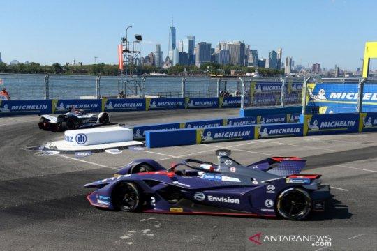 Formula E tangguhkan balapan di Meksiko dan China tahun depan