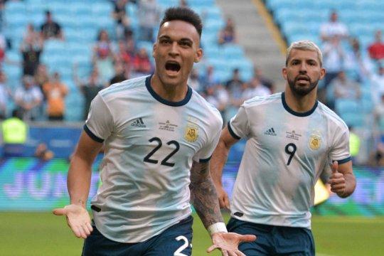 Menurut Crespo, Lautaro Martinez bisa lebih baik dari Sergio Aguero