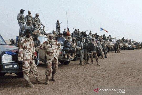 Tentara Chad usir pemberontak dalam pertempuran dekat kota Nokou
