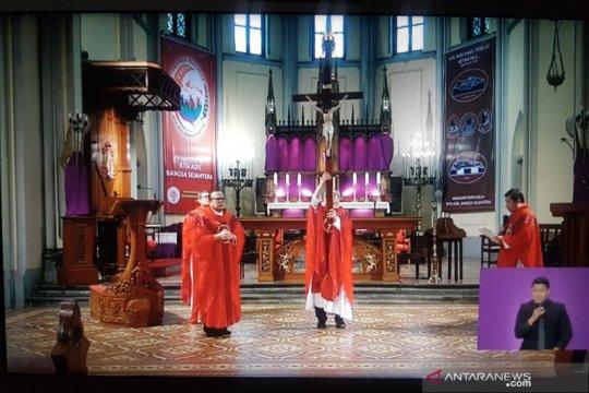 Kardinal Suharyo pimpin doa untuk masyarakat terdampak COVID-19