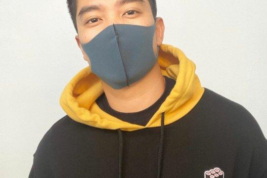 Selebritas kampanyekan gerakan menggunakan masker kain
