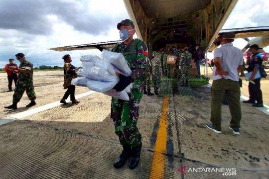 Kalteng cadangkan APD dan masker bantuan dari pemerintah