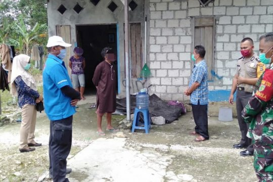 Empat warga Kampung Benyom Kabupaten Jayapura dinyatakan berstatus ODP
