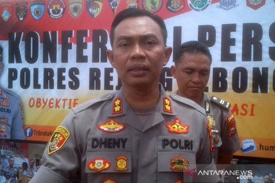 Kejahatan meningkat di Rejanglebong selama pandemi COVID-19
