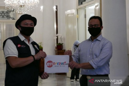 Pengusaha muda Jakarta bantu warga terdampak COVID-19