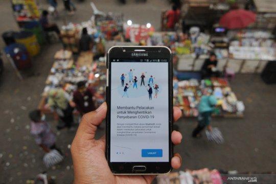 Aplikasi PeduliLindungi sudah tersedia di iPhone