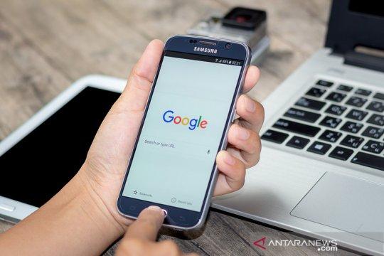 Pencarian Google Indonesia soal kesehatan meningkat selama pandemi