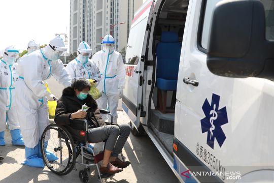 COVID-19 mereda di Wuhan, Rumah Sakit mulai tutup ruang perawatan umum