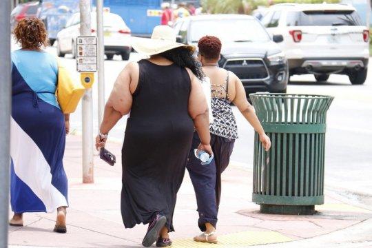 CDC: 35 persen orang dewasa di 12 negara bagian AS alami obesitas