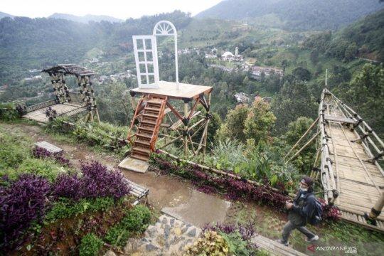 Dampak COVID-19 terhadap wisata di Puncak Bogor