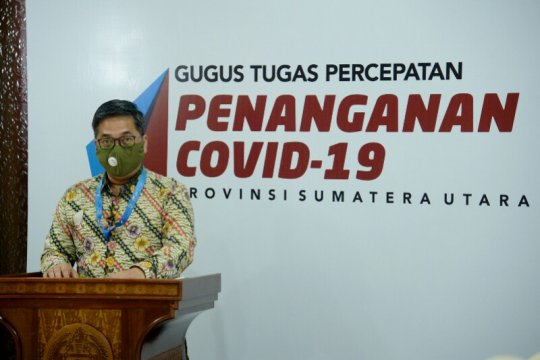 Gugus Tugas: Dua warga berstatus PDP COVID-19 meninggal di Medan