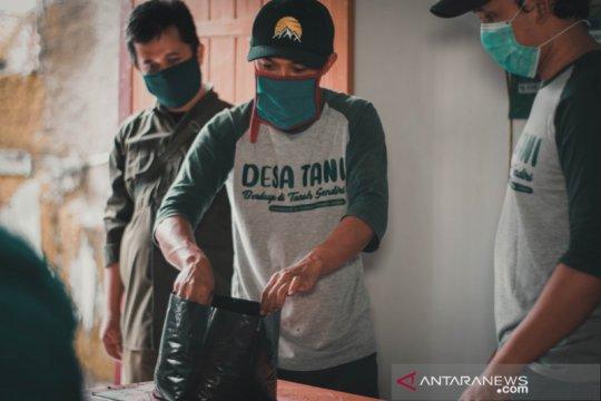 Dompet Dhuafa luncurkan Kebun Pangan Keluarga dorong ketahanan pangan