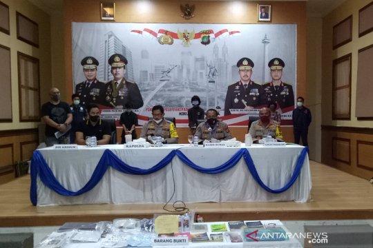 Polisi tangkap lima penyebar ujaran kebencian di Tangerang Kota
