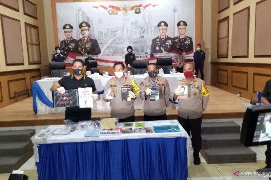 Dua anggota kelompok anarko di Tangerang divonis empat bulan penjara